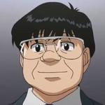 Yagi Portrait