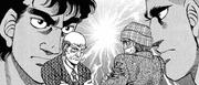 Kamogawa and Dankichi's rivalry