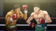 Kimura and Arman fighting