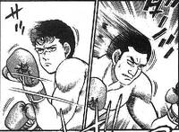 Yasukawa Kazu vs Hayami - 02
