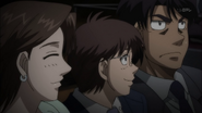 Takamura's sister and two brother