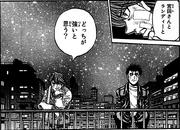 Itagaki and Imai walk home