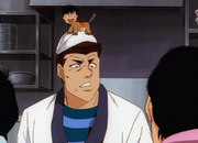 Forced to pick Ippo