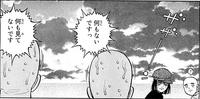 Taihei and Kaneda scared of Kumi - 02