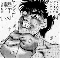 Ippo vs Shimabukuro - 10