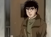 Ippo's plan against Date