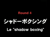 """Le """"Shadow Boxing"""""""