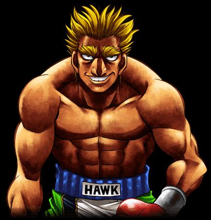 Bryan Hawk Wiki Ippo Fandom