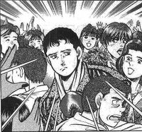Hayami first appearance