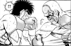 Ippo vs Hammer - 06