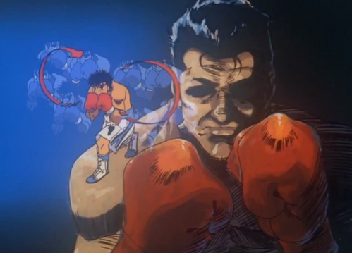 When is gonna ippo learn dempsey roll