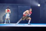 Stage Play - Ippo vs Saeki - 01