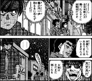 Otowa Coach - Manga - Boasting that Imai could have downed Ippo