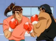 Saeki vs Date