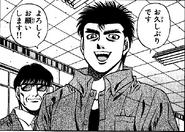 Otowa Coach - Manga with Imai - Spar with Ippo - 01