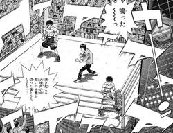 Ippo vs Kojima - 02