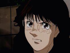 Reiko pleure