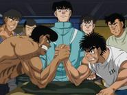 Arm Wrestling Match