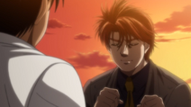Ippo and Volg meet again