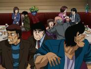 Takamura Making Fun of Aoki's Thoughts