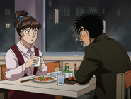 First Date with Kumi