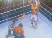 Aoki winning against Snake