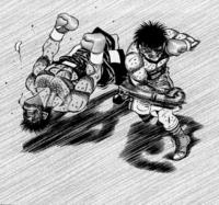 Ippo vs Shimabukuro - 13