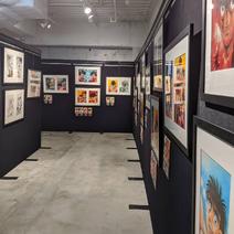 Art Exhibit - Art Work - 01