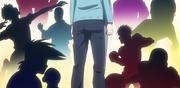 Kaze ga Tsuyoku Fuiteiru - Anime - Episode 19