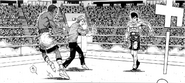Takamura Mamoru VS Michael Goat - Start of the Match