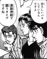 Sanada, Ippo, Saeki - 002