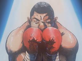 Mike Tyson Anime