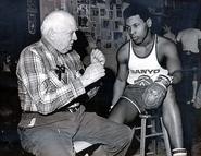 Tyson & cus damato