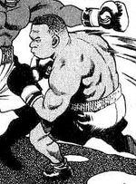 Mike Tyson manga