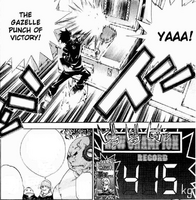 Air Gear - Chapter 49 - Galleze Punch - 001