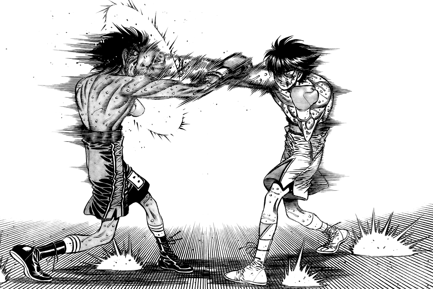 Red Lightning Arc | Wiki Ippo | Fandom