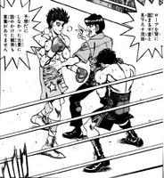 Sendo vs Shigeta - 06