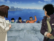 Ippo and Kumi Being Watched