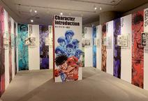 Ishinomori Art Exhibit - Character Introduction - 01