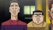 Akamatsu Isamu and Kizakura Hiroshi
