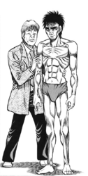 Kojima - weigh in - 01