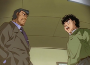 Date and Ippo first meeting