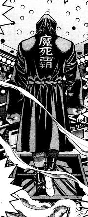 Mashiba's Boxing Robe
