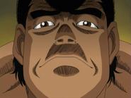Impatient Takamura Face