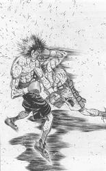 Ippo vs Kojima - 17