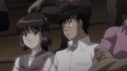 Ippo and Kumi's first encounter