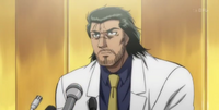 Date Eiji Speaking