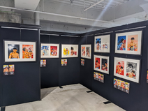 Art Exhibit - Volume Covers - 01