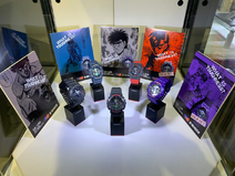 G-Shock Watches - Hajime no Ippo - 01