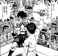 Sendo vs Shigeta - 12